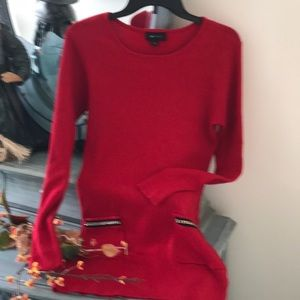AB Studio Ladies fall tunic. Sz. L